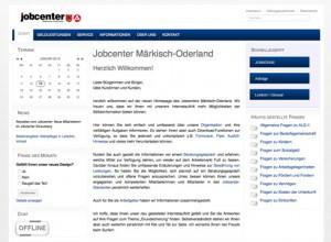 Projekt: Jobcenter MOL