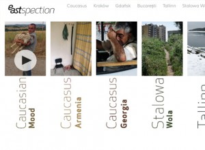 Projekt: Eastspection