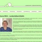 Projekt: Landschaftsarchitektin Johanna Wirth