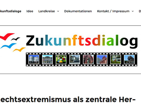 Projekt: Zukunftsdialog Brandenburg